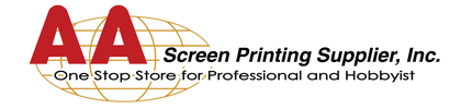 AA Screen Printing Supplier