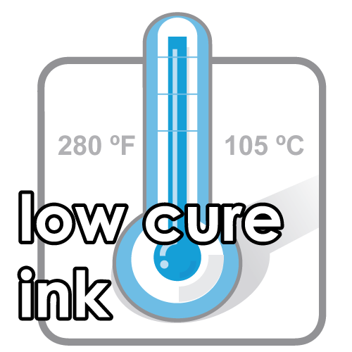 Low Cure Ink