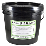 AA LED LIME Pure Photopolymer Emulsion