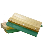 75 DURO SQUEEGEE WITH WOODEN HANDLE
