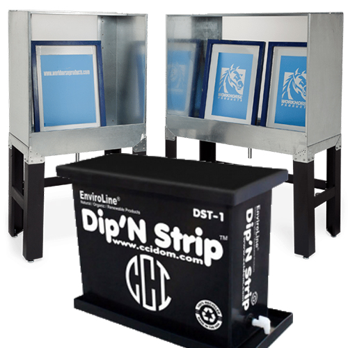 DIP TANK & WASH OUT BOOTH