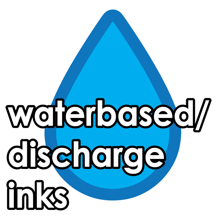 Waterbased Ink (Oasis / Auqa)