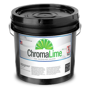 Chromaline ChromaLime Pure Photopolymer Emulsion