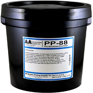 AA PP88 PRE-SENSITIZED EMULSION