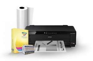 EPSON P400 & RIP SOFTWARE PACKAGE